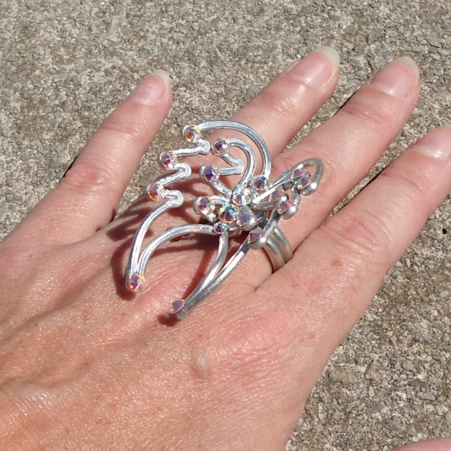 Angel Wings Ring | Learn To Make Jewellery