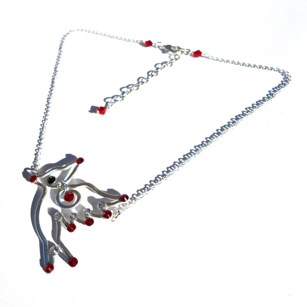 cardinal should pendant necklace i dp if jewelry com amazon appear